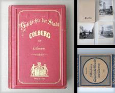 Reiseliteratur Sammlung erstellt von Lichterfelder Antiquariat