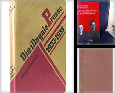 Buchwesen Sammlung erstellt von Antiquariat Kochan