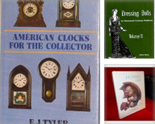 Antiques Curated by Falls Bookstore