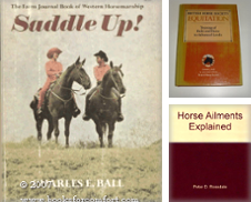 Horses (Nonfiction, Children and Adult) Curated by Deja Vu Books