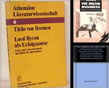Anglistik Sammlung erstellt von TAIXTARCHIV Johannes Krings