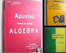 Álgebra Proposé par Librería Maestro Gozalbo