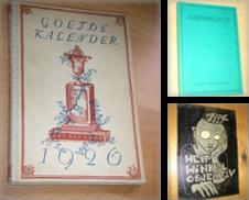 Almanache - Jahrbücher - Kalender Sammlung erstellt von Versandantiquariat Rainer Kocherscheidt