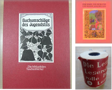 Buchwesen Curated by Antiquariat im Lenninger Tal