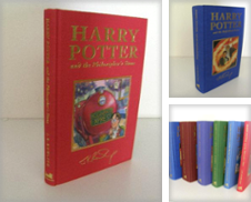 Harry Potter First Editions Curated by Quintessential Rare Books, LLC