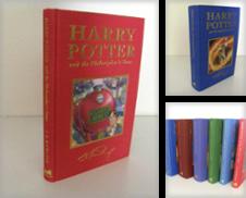 Harry Potter First Editions Sammlung erstellt von Quintessential Rare Books, LLC