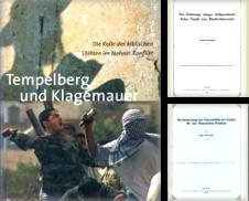 Archäologie Sammlung erstellt von Antiquariat Buchkauz