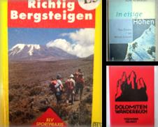 Alpinistik, Bergsteigen, Wandern Curated by viennabook Marc Podhorsky e. U.