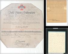 Autographen Sammlung erstellt von Thomas Schäfer