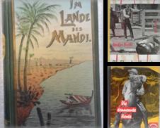 Abenteuerliteratur Sammlung erstellt von Antiquariat Güntheroth