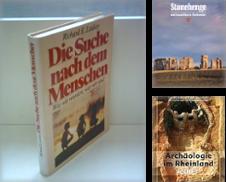 Archäologie Sammlung erstellt von Buch et cetera Antiquariatsbuchhandel