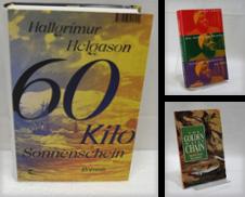 Belletristik Sammlung erstellt von Antiquariat Wilder - Preise inkl. MwSt.
