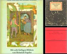 Inselbücher Sammlung erstellt von prograph® gmbH
