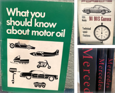 Automobiles Curated by Crossroads Books