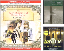 Audio Book Curated by Lazy Letters Books
