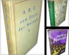 Alchemie u. Alte Rosenkreuzer Sammlung erstellt von Versandantiquariat Hans-Jürgen Lange