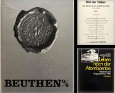 Geographie Sammlung erstellt von Antiquariat Lohmann