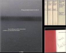 Belletristik Sammlung erstellt von Versandantiquariat Ottomar Köhler