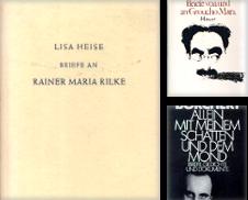 Biografien (Briefe) Sammlung erstellt von Auf Buchfühlung