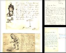 Autographen Sammlung erstellt von Antiquariat Hardner