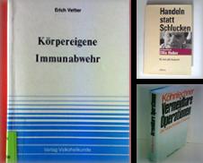 Alternativmedizin Sammlung erstellt von Antiquariat Dr. Götzhaber