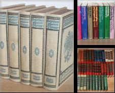 Belletristik Sammlung erstellt von Antiquariat Gallenberger