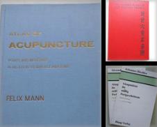 Akupunktur Sammlung erstellt von Versandantiquariat Harald Quicker