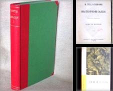 Altphilologie (Originaltexte) Sammlung erstellt von Antiquariat und Verlag Nikolai Löwenkamp