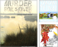 Fiction Curated by Lyon's Den Mystery Books & More