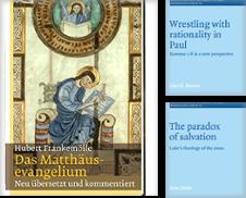 Bibelkommentare NT Sammlung erstellt von Antiquarius / Antiquariat Hackelbusch