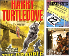 Alternate History Curated by Uncle Hugo's SF/Uncle Edgar's Mystery