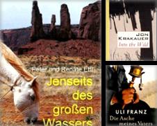 Abenteuer & Reiseberichte Sammlung erstellt von Versandantiquariat Felix Mücke