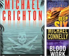 Fiction (Adventure/Thriller) Curated by Cozy Book Cellar