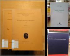 ALTORIENTALISCHE PHILOLOGIE Sammlung erstellt von Antiquariat Thomas Nonnenmacher