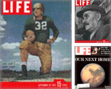 Life Magazine Curated by MILL-CLIFF BOOKS