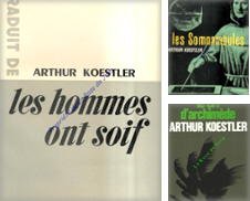 Arthur Koestler Curated by Librairie La Rose de Java