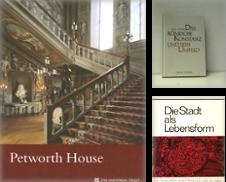 Architektur Sammlung erstellt von Dr. Reinhard Hauke Versandantiquariat