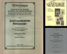 Ahnenforschung Sammlung erstellt von Leonardu