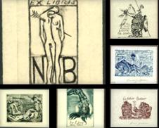 Exlibris erstellt von 9 Verkäufer