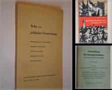1106 Bremen (Politik) Sammlung erstellt von Antiquariat Biebusch