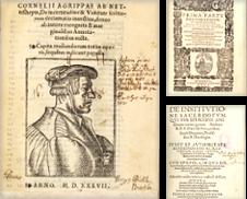 Alte Drucke Sammlung erstellt von Antiquariat Peter Fritzen
