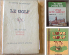 Golf (Valuable Book Group ) Curated by Valuable Book Group, LLC