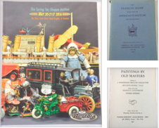 Auction Catalogues Curated by Resource Books, LLC