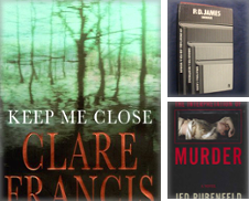 Crime Fiction Curated by Burwood Books