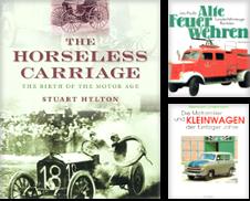 Autos Sammlung erstellt von Antiquariat Bernhardt