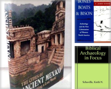 Archaeology Curated by Jay's Basement Books