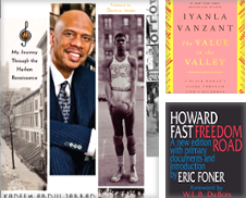 African American Books Curated by Ginny6 Books