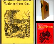 Belletristik Klassiker Sammlung erstellt von Ralf Bönschen