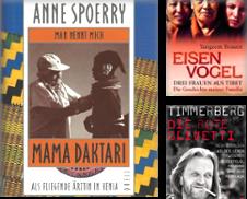 Biografien Sammlung erstellt von Antiquariat Bücherlaus