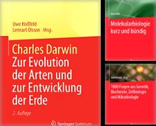 Biologie Sammlung erstellt von Latina Lavapies Antiquariat